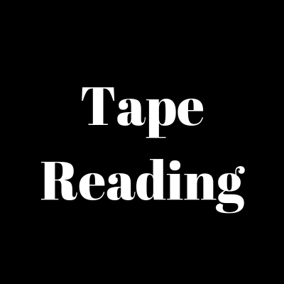 tape reading the stock market