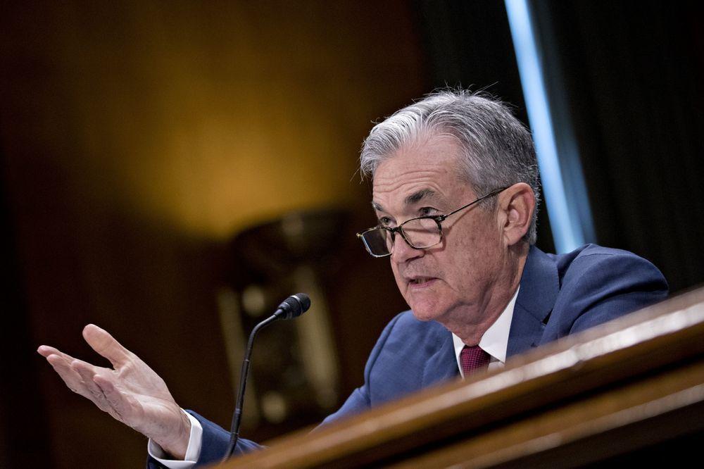Jerome Powell FOMC