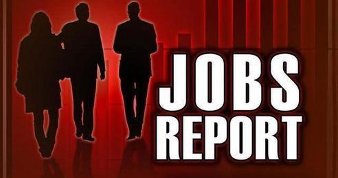 jobs report labor department