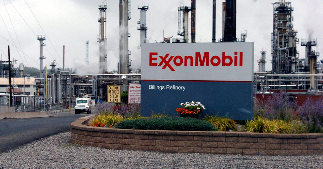xom exxon mobil