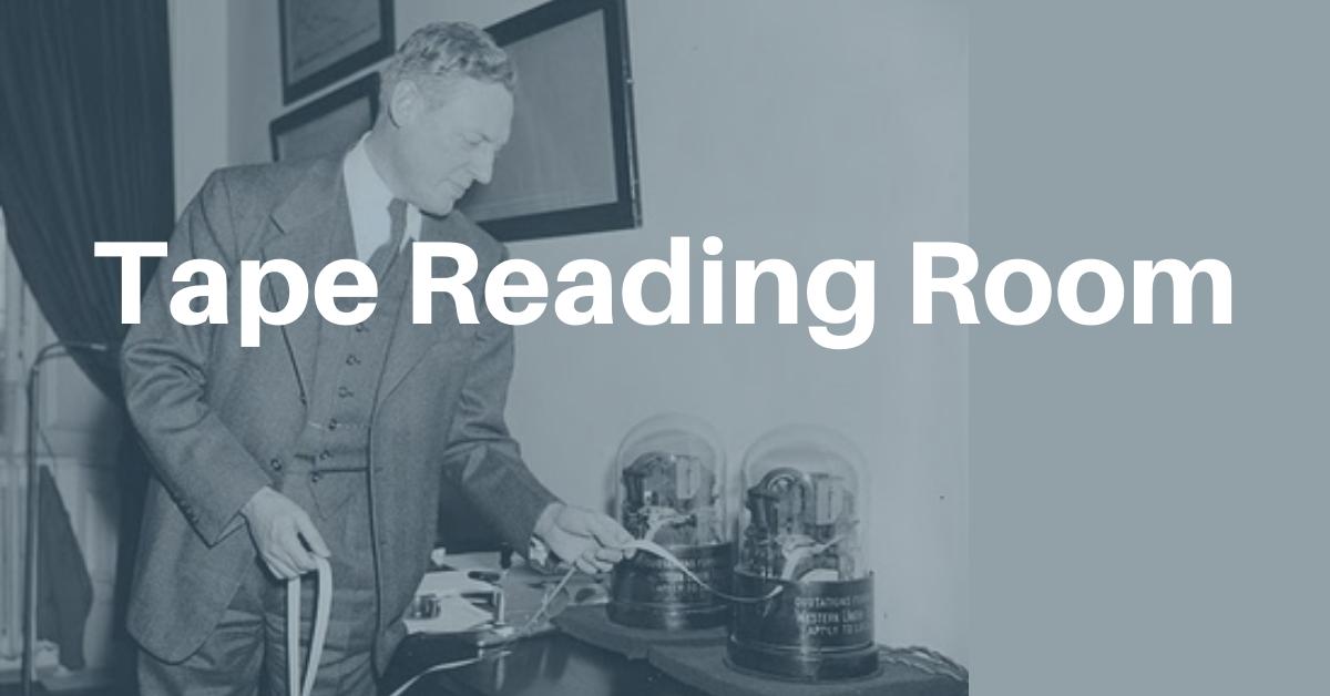 Stock Trading Pro Tape Reading Room