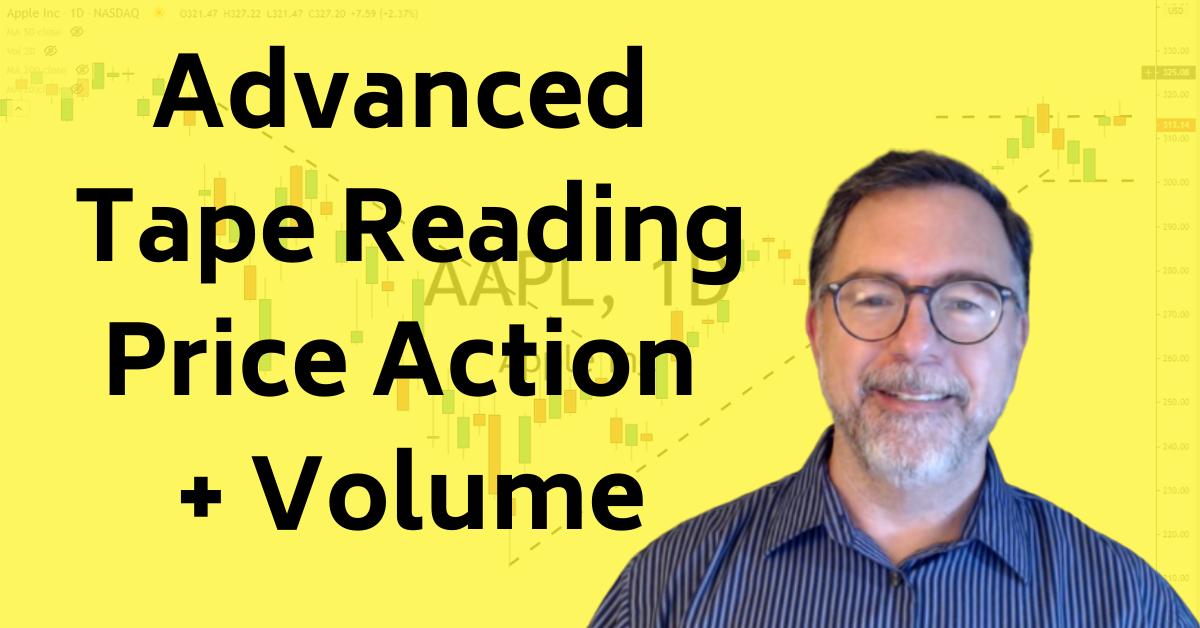 Advanced Tape Reading Stocks for Breakfast