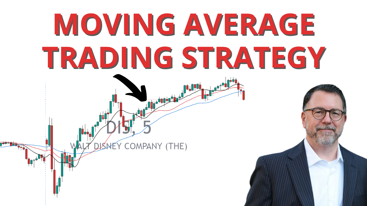 Day Trading Strategy Using Moving Averages (Easy)