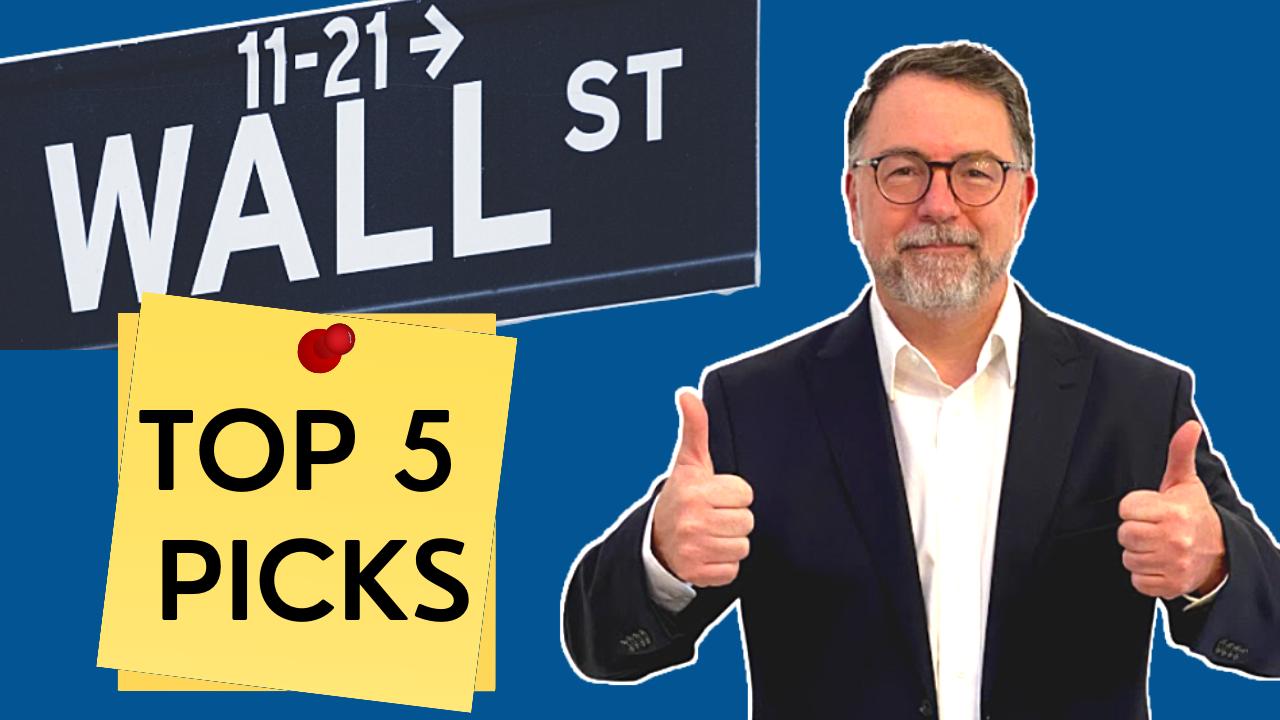 TOP 5 Stocks to Buy Now June 14 2021